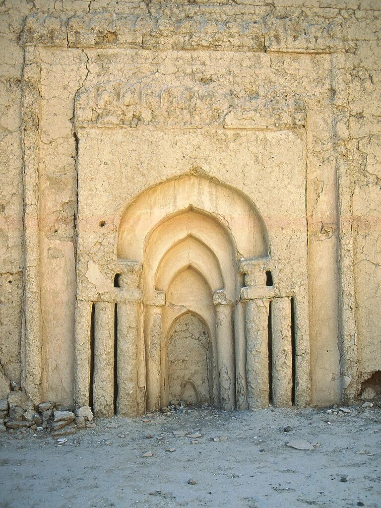 Moschee in Bahla / Mosque in Bahla