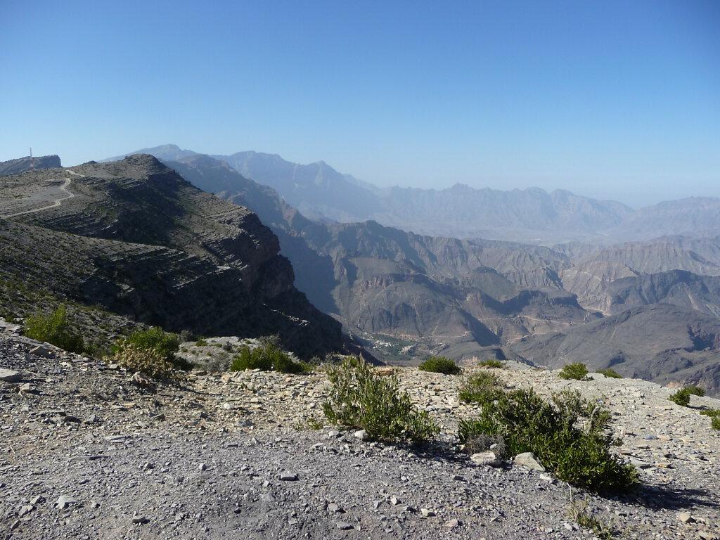 Djabal Akhdar / Jebel Akhdar