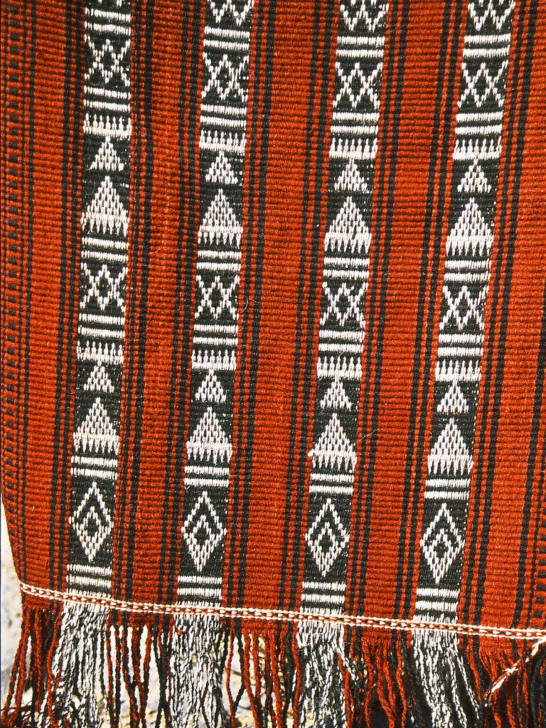 Webteppich / Woven carpet / Omani style