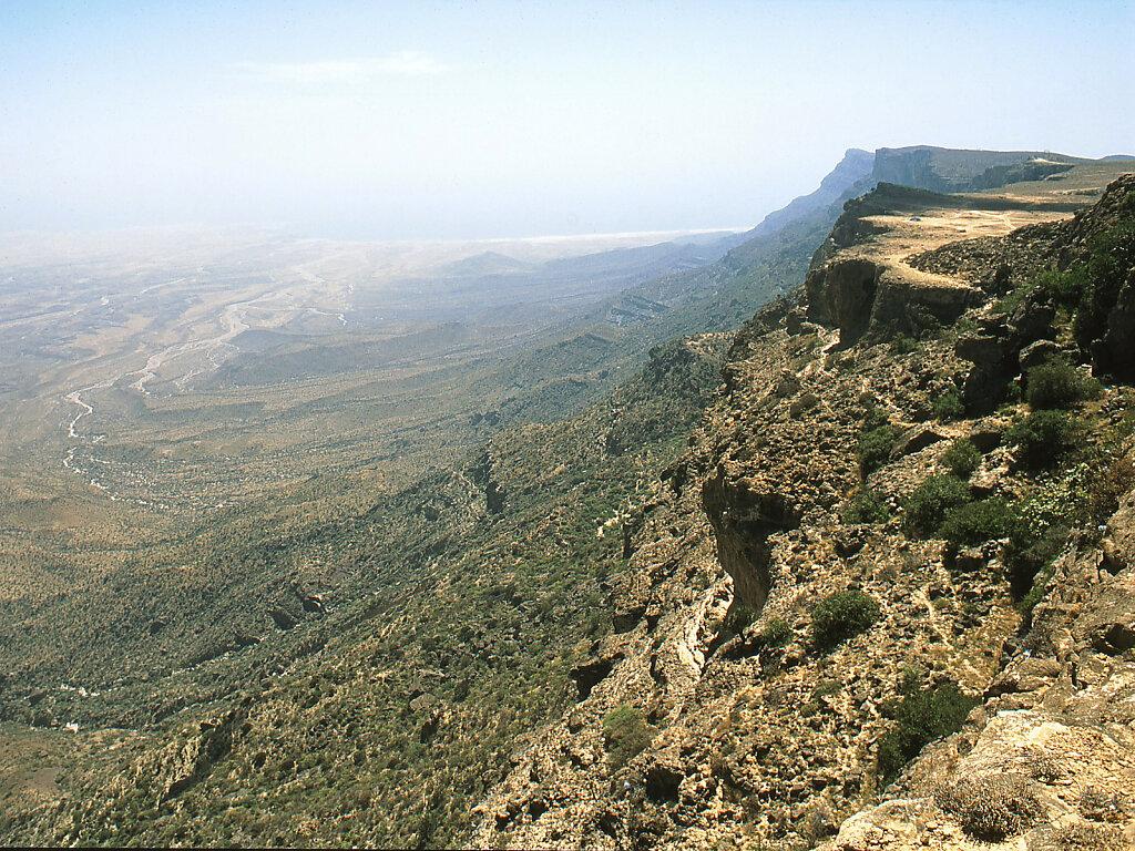 Djebel Samhan / Jabal Samhan