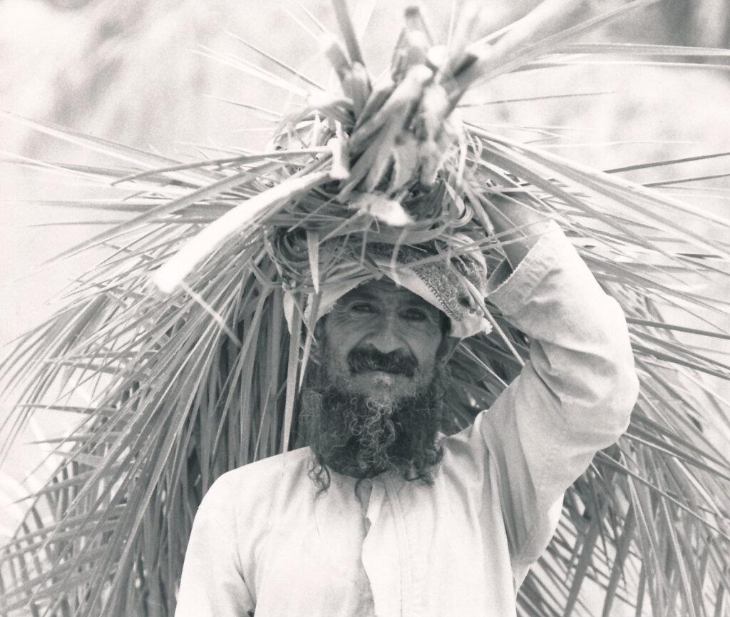 Omanischer Bauer / Omani Farmer 1992