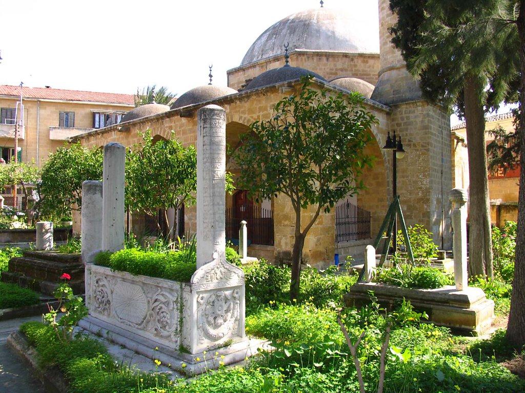 Arab Ahmet Moschee / Arap Ahmet Mosque