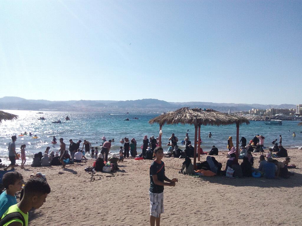 Aqaba Strand / Beach