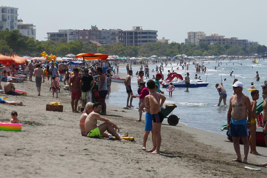 Shengjin Beach Adria