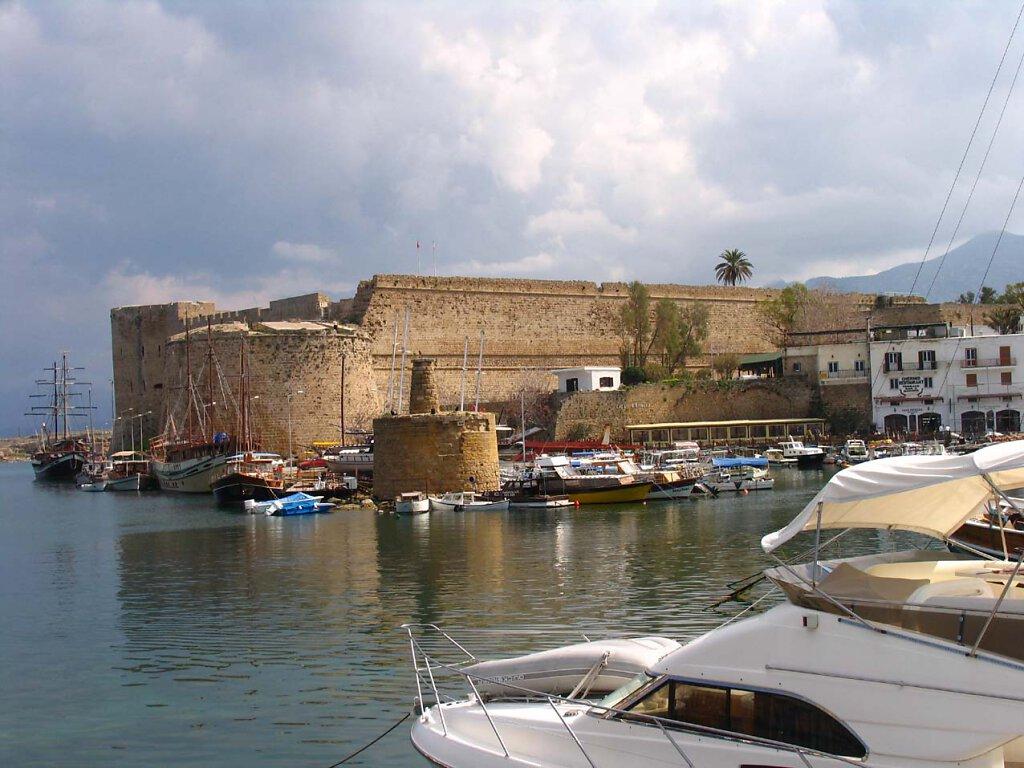 Girne Festung / Castle