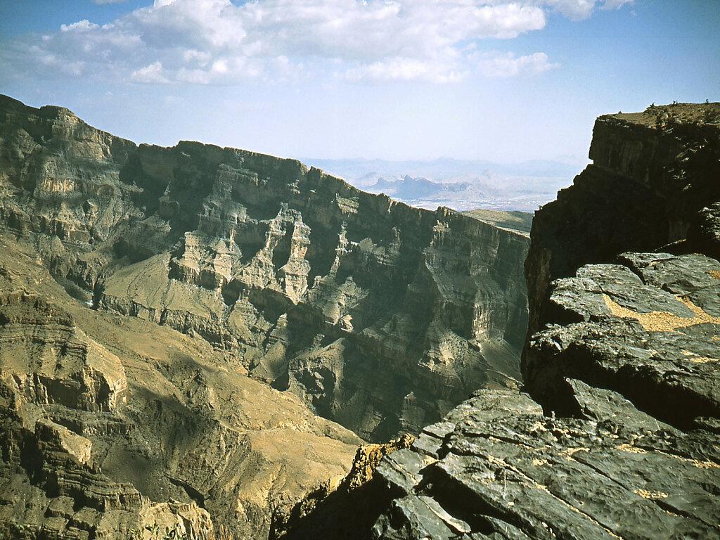 westl. Hadjargebirge / western Hajar mountains
