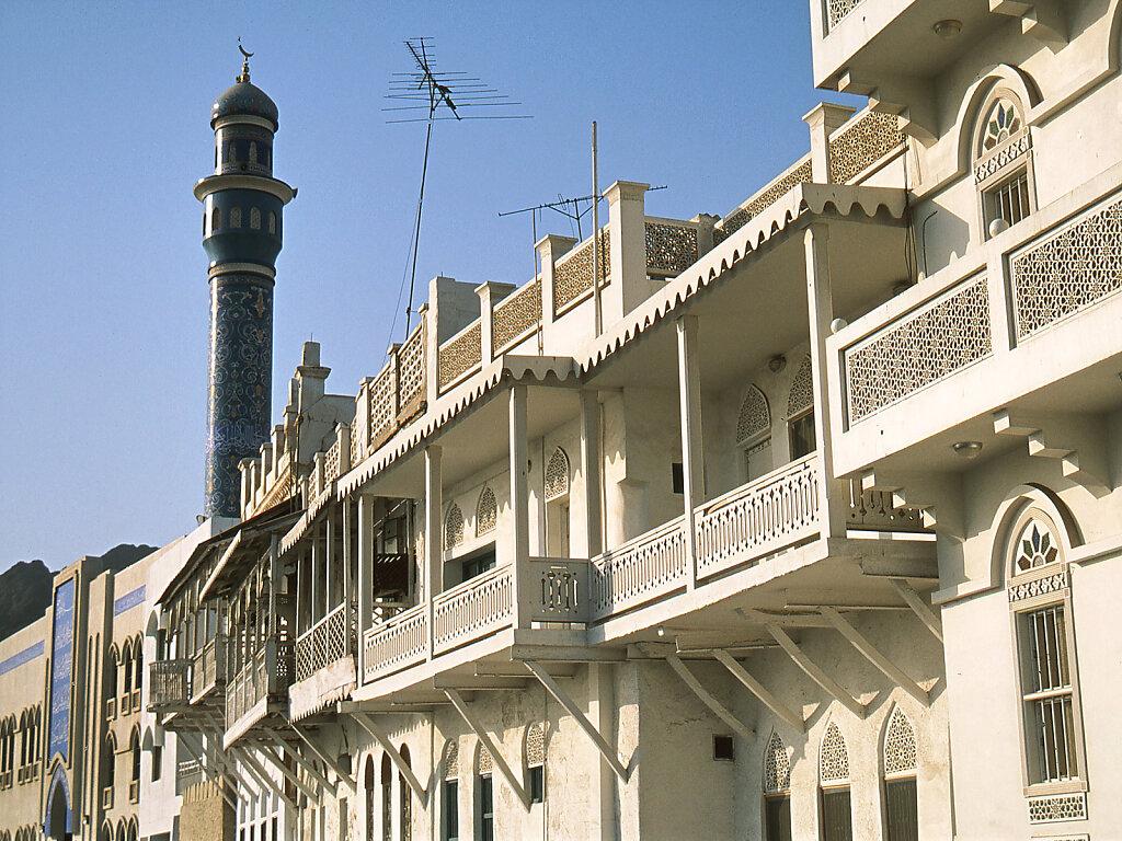 Großraum Maskat / Capital Area Muscat