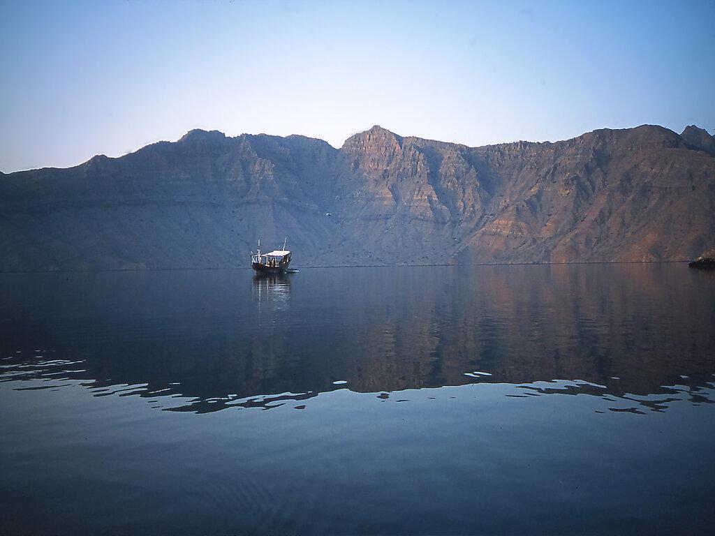 Schimm Fjord / Khor Shamm