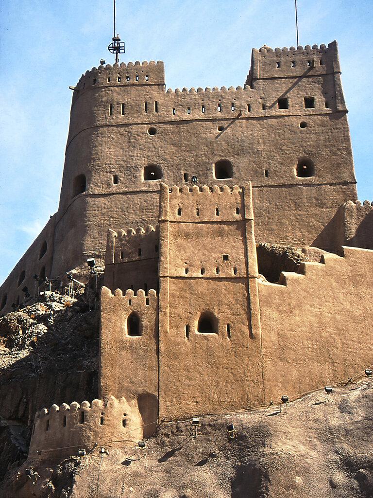 Festung Djalali / Jalali Fort