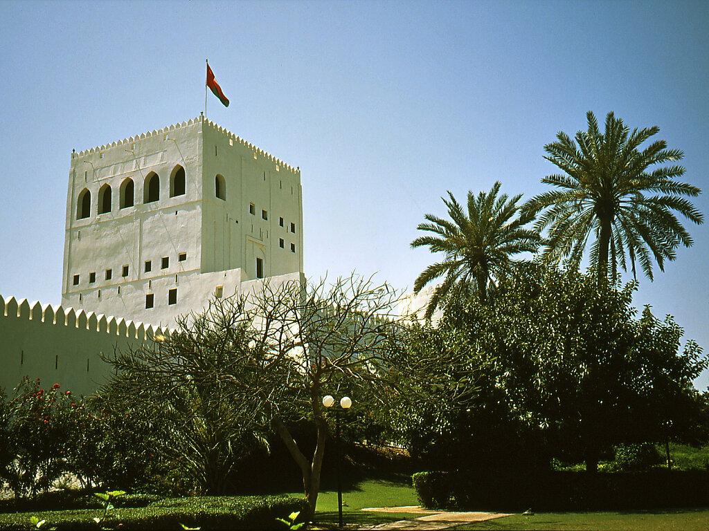 Festung Sohar / Suhar Fort (1993)