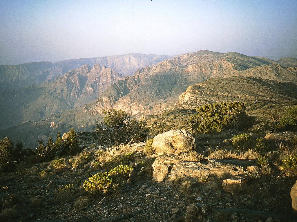 Djabal Shems / Jebel Shems