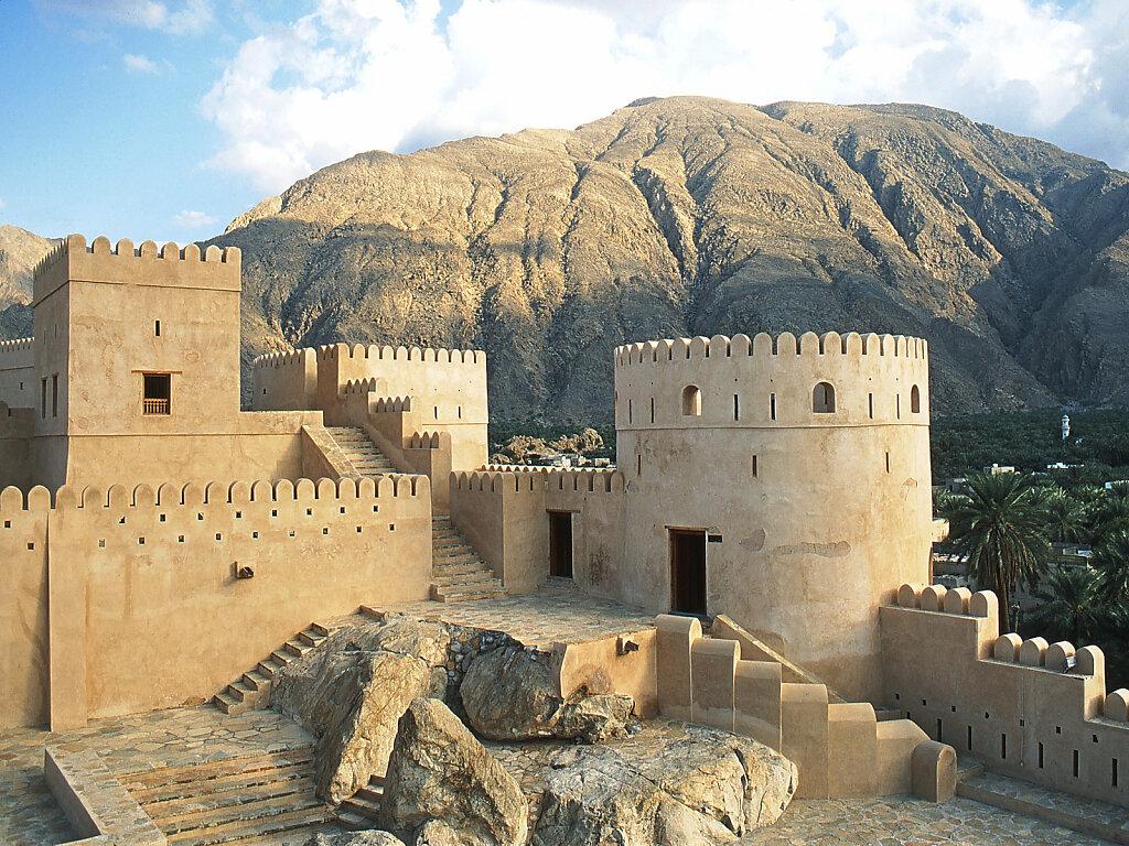 Nakhl Festung / Nakhl Fort