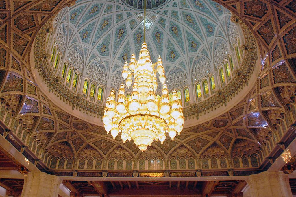 Große Sultan Qaboos Moschee / Sultan Qaboos Grand Mosque