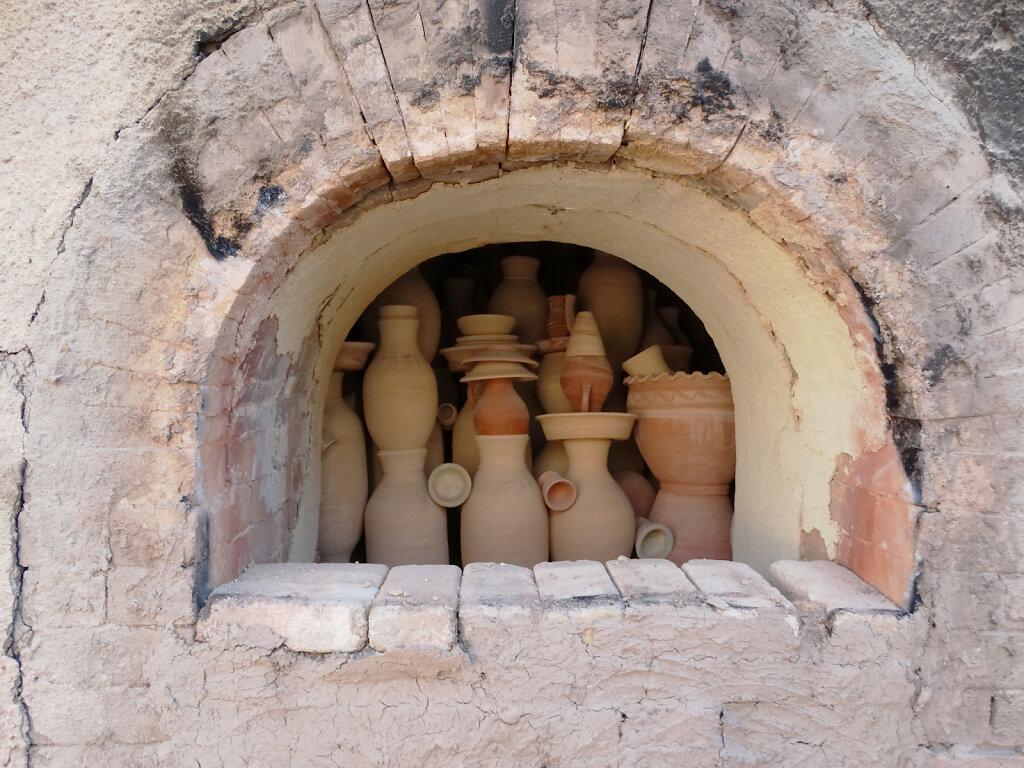 Töpferei in Bahla / Pottery in Bahla