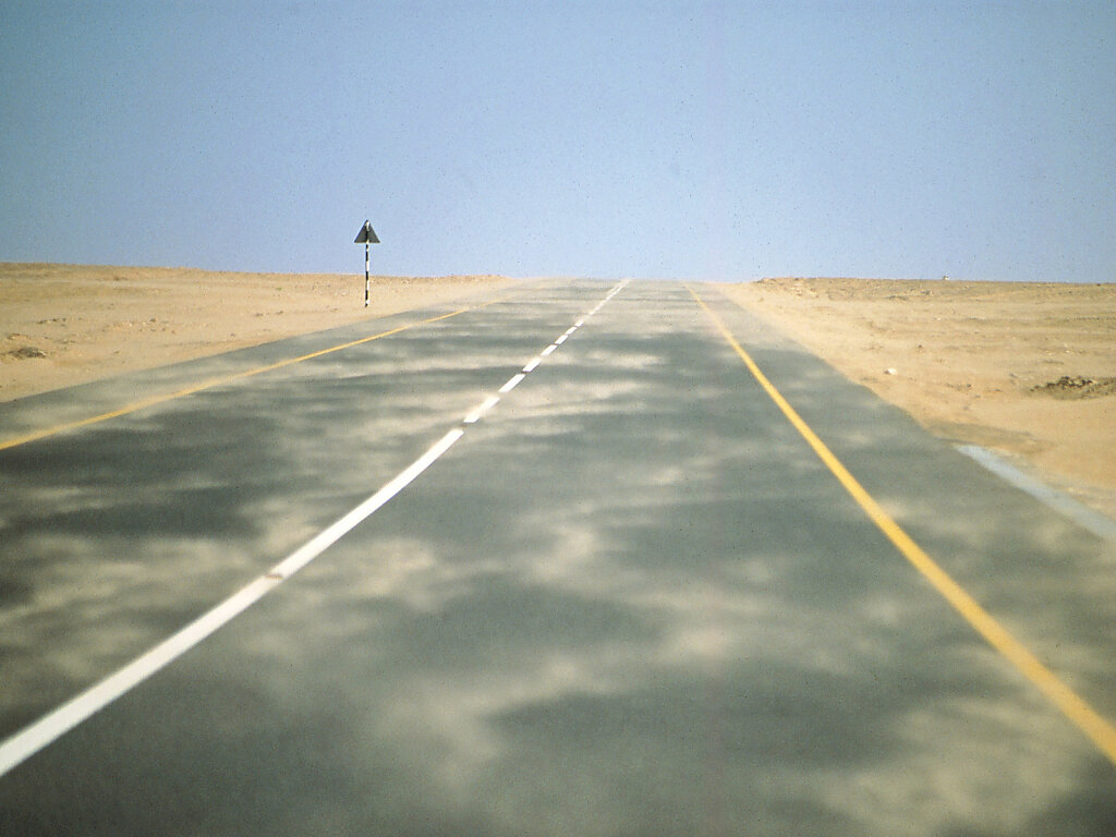 Küstenstraße nach Salalah / Coastal Road to Salalah