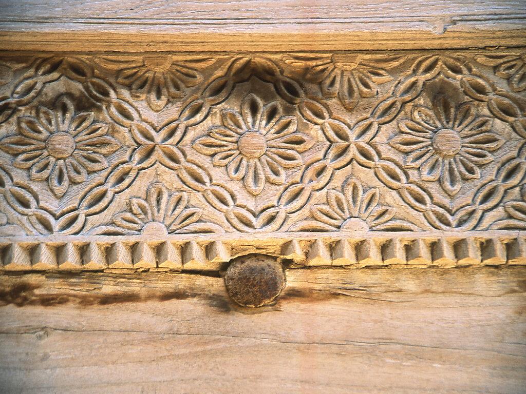 Holz Ornamente / wood ornaments