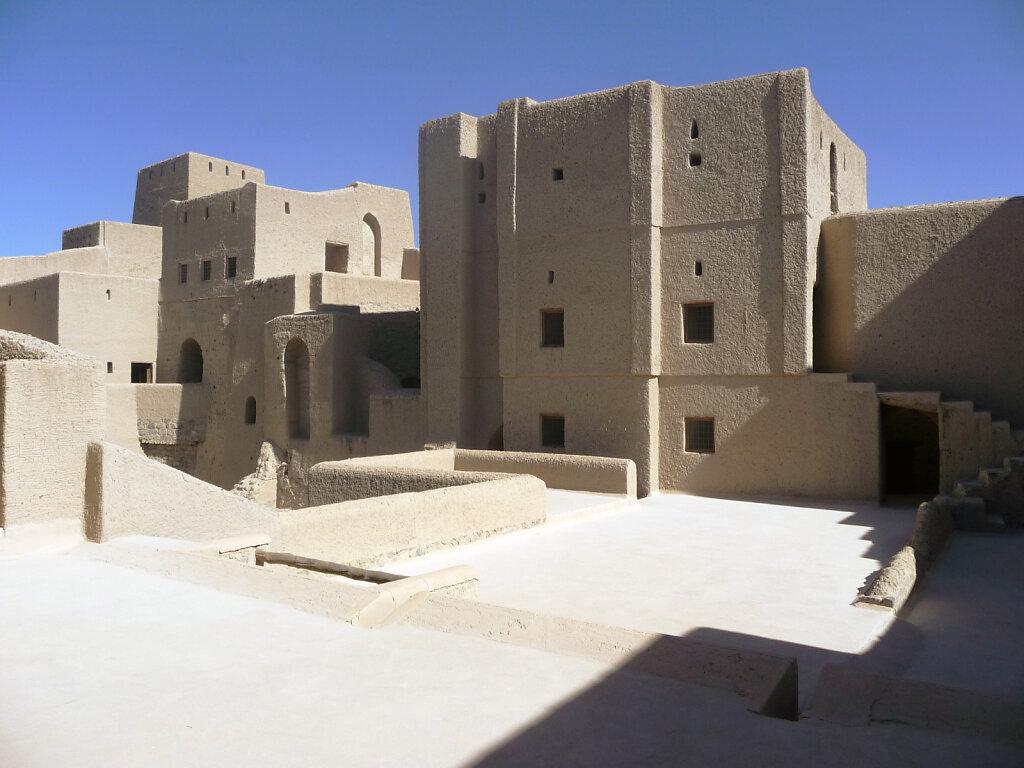 Festung Bahla Hisn Tamah / Bahla Fort Hisn Tamah