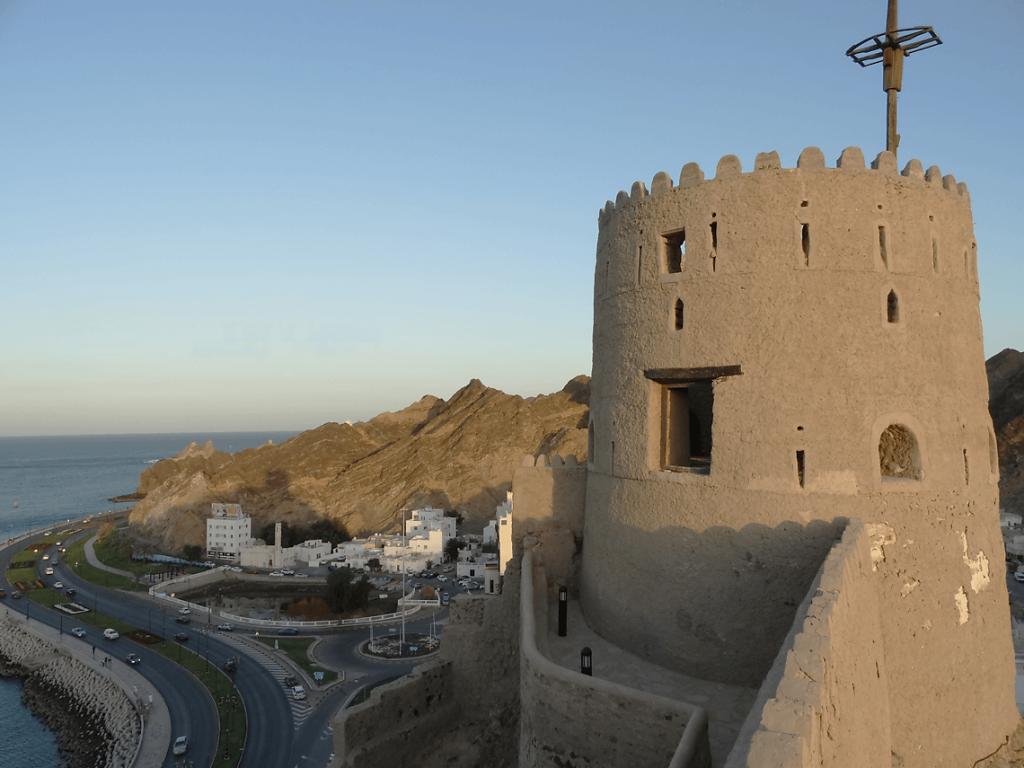 Fort in Matrah / Muttrah Fort