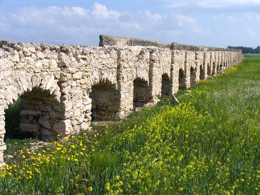 Aquädukt Arif Pascha / Aqueduct of Arif Pasha