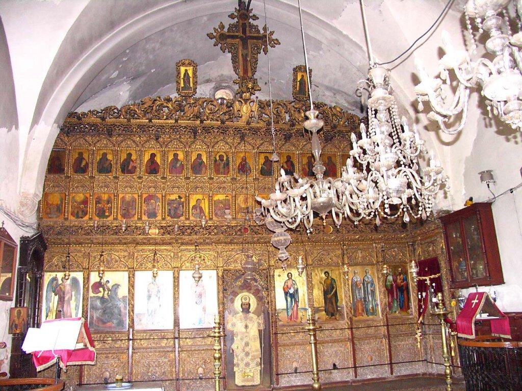 St.-Andreas Kloster / Apostolos Andreas Church Monastery