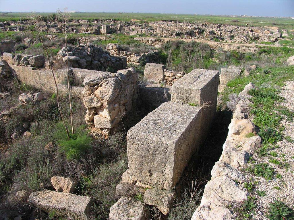 Enkomi Ruinen / Enkomi Ruins