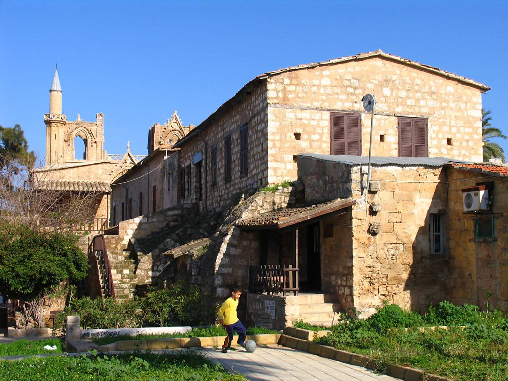 Alte Häuser in Famagusta / Old Houses in Famagusta