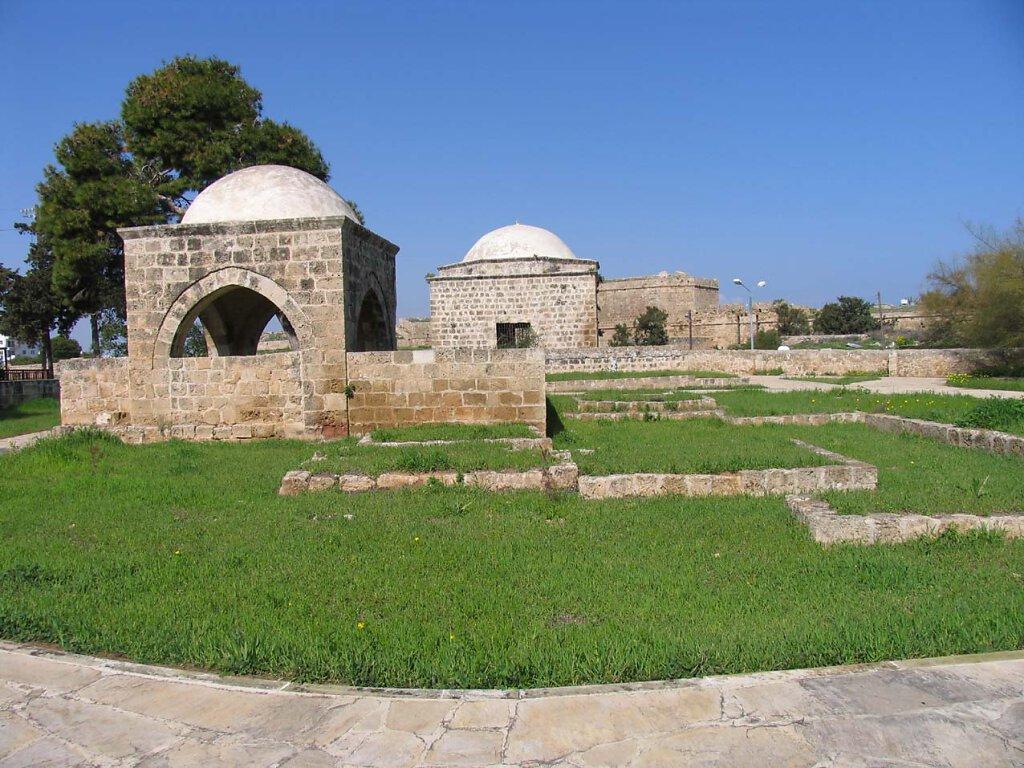 Nekropol Osamanischer Schrein / Ottoman Shrine Necropolis