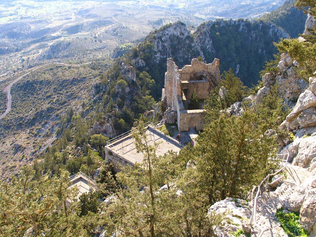Buffavento-castle