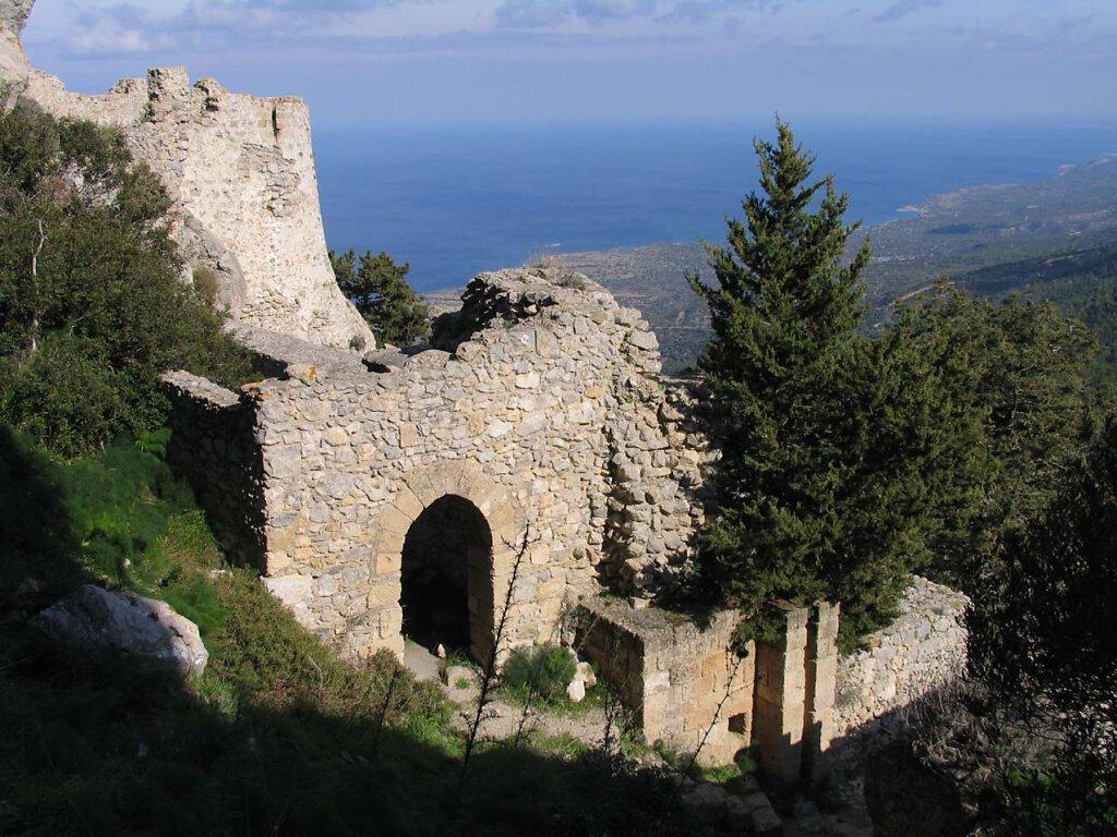 Kantara-Castle