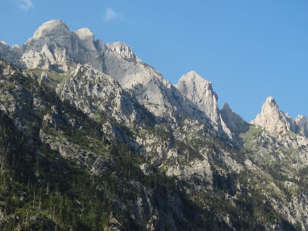 Albanische Alpen / Albanian Alps