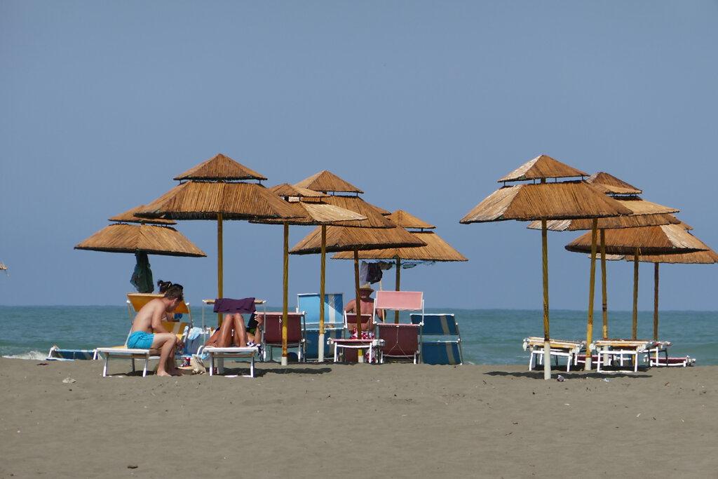 Strandleben / Beach Life
