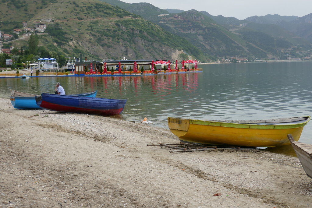 Pogarec Lake Ochrid