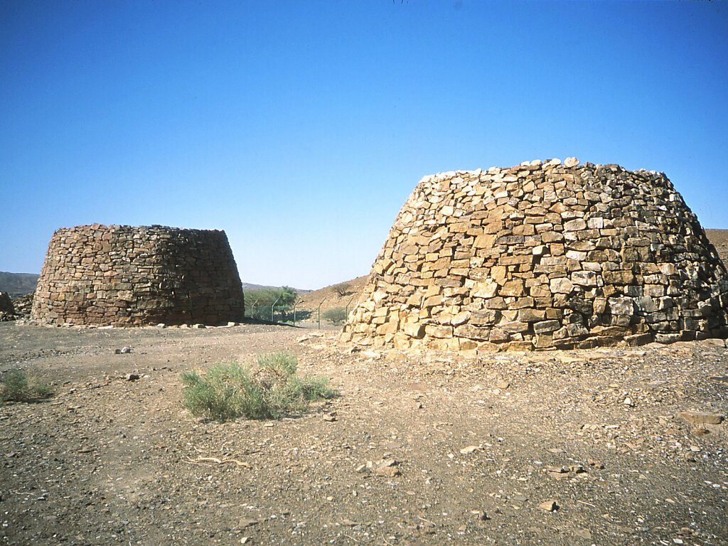 Turmgräber / Tower Tombs